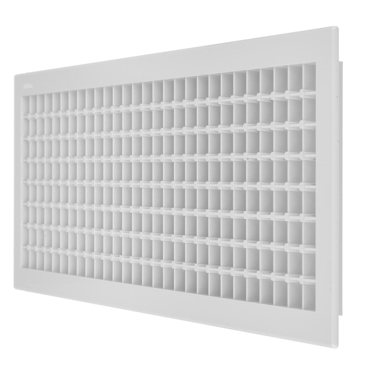 Вентиляционная решетка (полистирол УПМ) 600x210, без крепления