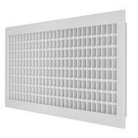 Вентиляционная решетка (полистирол УПМ) 600x210, без крепления, фото 1