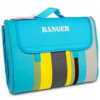 Коврик для пикника Ranger 200 RA-8856 Blue stripes