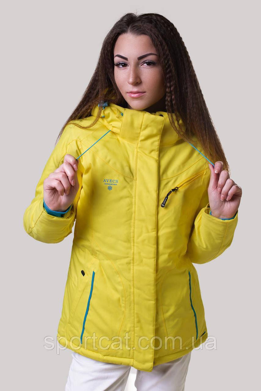 Женский гонолыжная куртка Avecs P. M L XL XXL