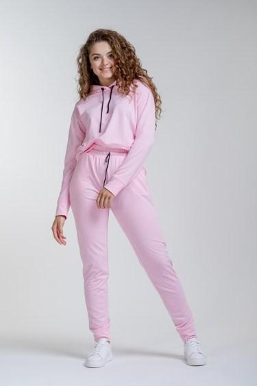 Женский спортивный костюм Arjen M Розовый (17150-56149-19)