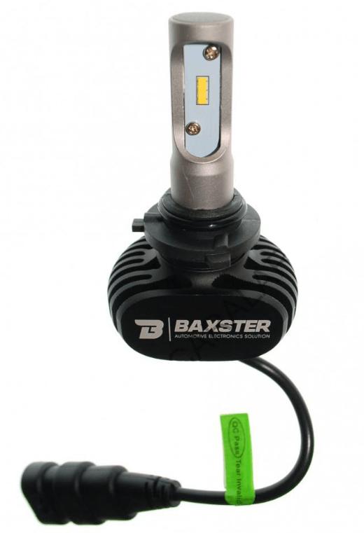 Лампы светодиодные Baxster S1 HB4 (9006) 6000K 4000Lm (P23803)