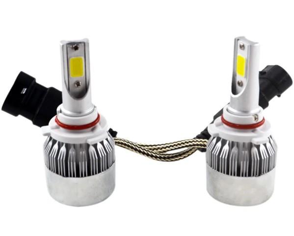 Лампы светодиодные HeadLight C6 H11 12-24V COB (P26489)