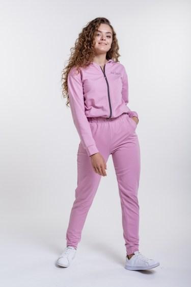 Женский спортивный костюм Arjen M Розовый (25661-58371-19)