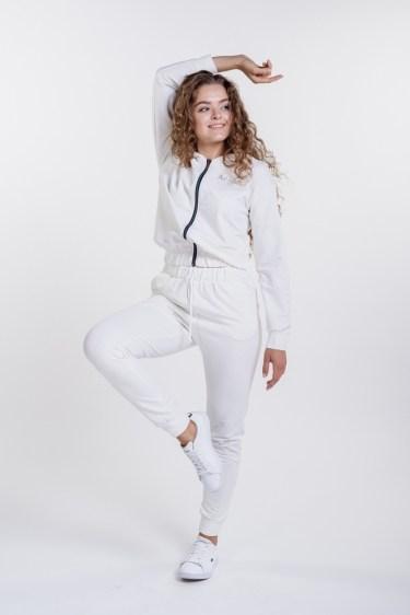 Женский спортивный костюм Arjen M Молочный (25661-58379-17)