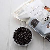 Декор из шоколада Сrispearls темные (хрустящие шарики) 100 гр. Barry Callebaut