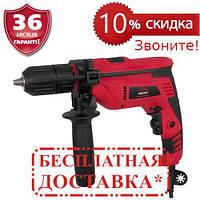 Дрель электрическая ударная Vitals-Master Et 1355HL