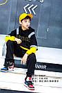 Костюм на мальчика со светоотражателем и желтой обманкой, фото 4