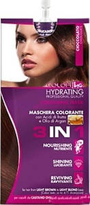 Тонирующая маска 3 в 1 ING Professional Color-ING Coloring Mask Triple Function шоколад