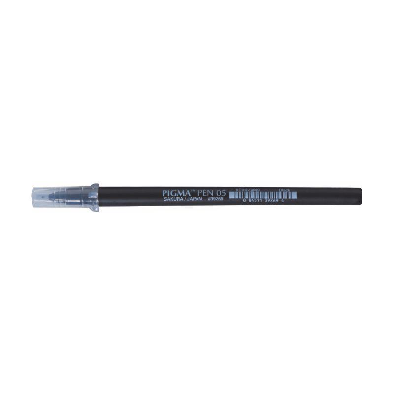 Линер-ручка Sakura PIGMA PEN 0,5 мм черный (84511392694)