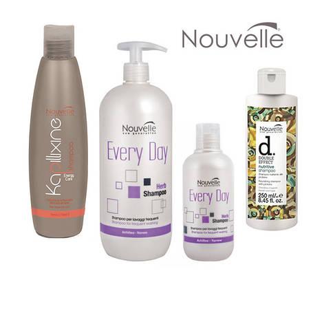 Шампуни для волос Nouvelle
