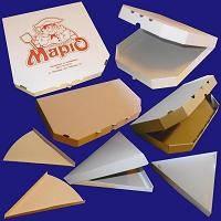 Упаковка, коробки для пиццы
