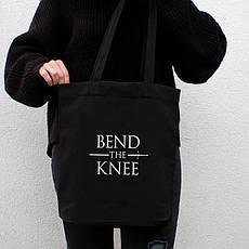 "Экосумка GoT ""Bend the knee"", фото 2"