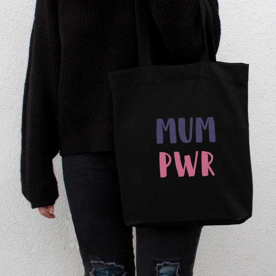 "Экосумка ""МUM PWR"""
