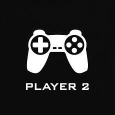 """Футболки парные """"Player 1 / Player 2"""", фото 3"""