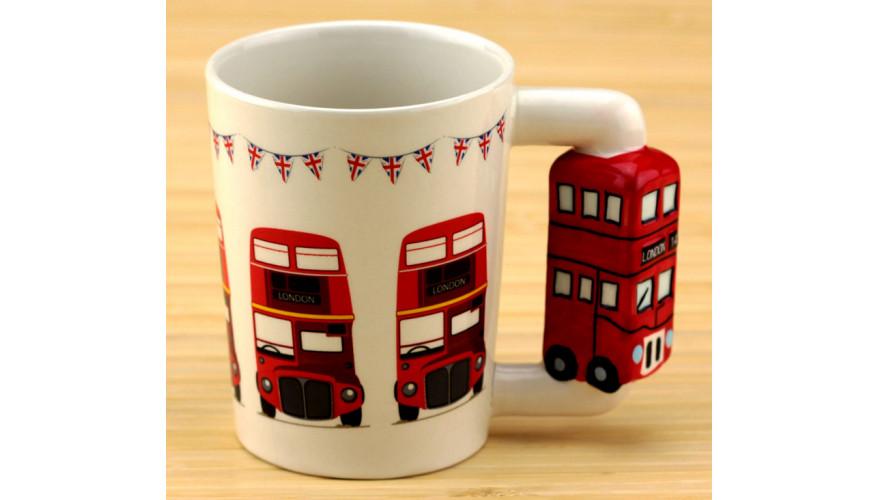 Чашка London Holiday Bus