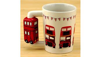 Чашка London Holiday Bus, фото 2