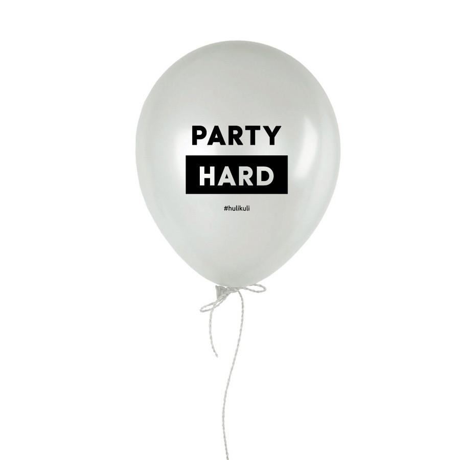 """Шарик надувной """"Party hard"""""""