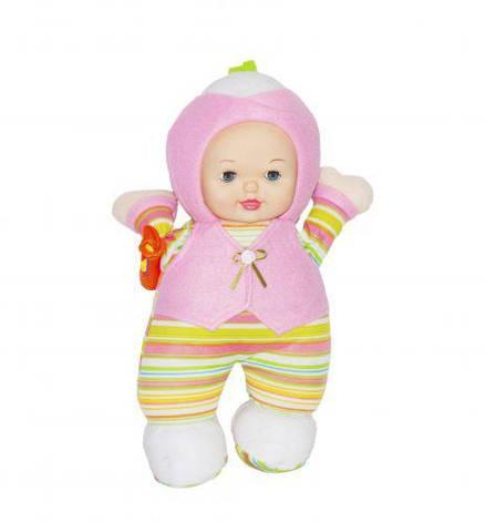 Кукла мягкая, музыкальная, фото 2