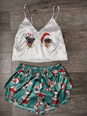 Молодежная пижама 002-58, фото 2