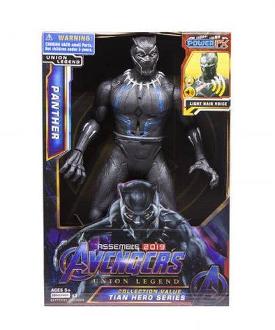 Фигурка Мстители: Черная пантера LK4001, фото 2