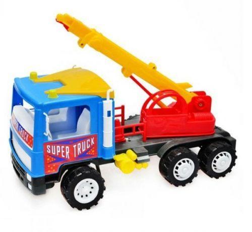 Машина Супер Трак Подъемный Кран