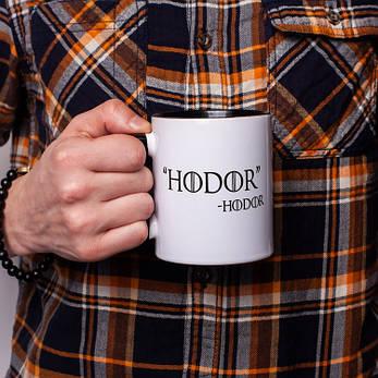 """Кружка GoT """"Hodor"""", фото 2"""