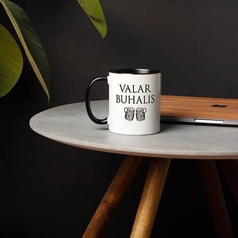 "Кружка GoT ""Valar buhalis"", фото 2"