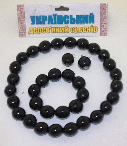 """Набор """"Ожерелье + браслет + сережки"""", фото 2"""
