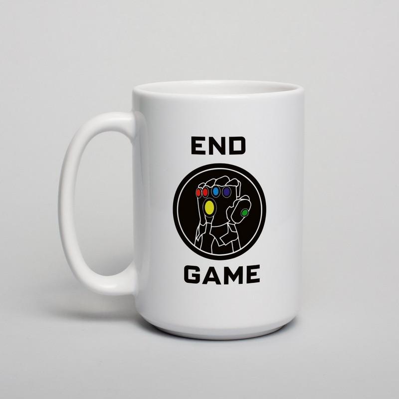 """Кружка MARVEL """"End game"""""""