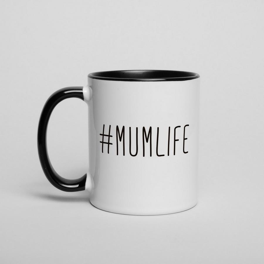 """Кружка """"#Mumlife"""""""