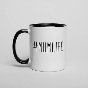 """Кружка """"#Mumlife"""", фото 2"""