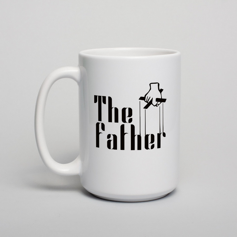 """Кружка """"The father"""""""