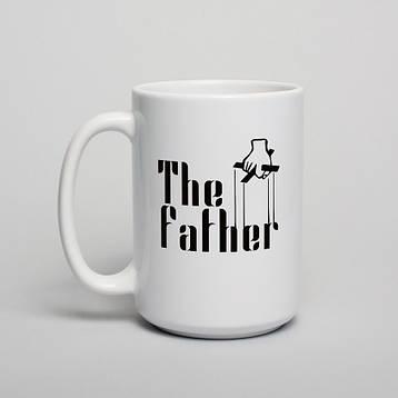 "Кружка ""The father"", фото 2"