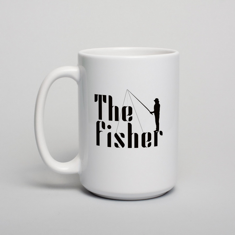 "Кружка ""The fisher"""