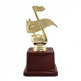 Статуетка 57282 Золота Нота