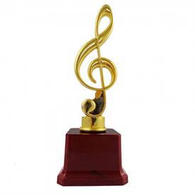 Статуетка 57292 Скрипковий ключ