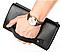 Мужской вместительный клатч (бумажник, барсетка) Baellerry Gross.Black, фото 7