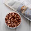 Декор из шоколада Сrispearls соленая карамель (хрустящие шарики) 100 гр. Barry Callebaut