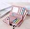 Женский кошелек Mini W. 5 цветов. Стильный и удобный, фото 5