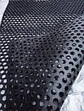 Коврик Резиновый Сота размер 120*80 см (высота ковра - 1 см), фото 2