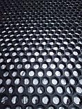 Коврик Резиновый Сота размер 120*80 см (высота ковра - 1 см), фото 3