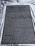 Коврик Резиновый Сота размер 120*80 см (высота ковра - 1 см), фото 4