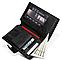 Мужской кожаный бумажник-портмоне. Вместительный и практичный. Два цвета., фото 4