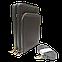 Женская сумочка Baellerry на ремешке из эко-кожи Серая, фото 2