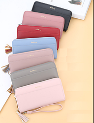 Женский кошелек Baellerry из эко-кожи. Отличное качество, модные цвета