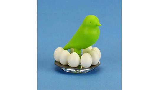 Птичка в гнезде - набор магнитиков, фото 2