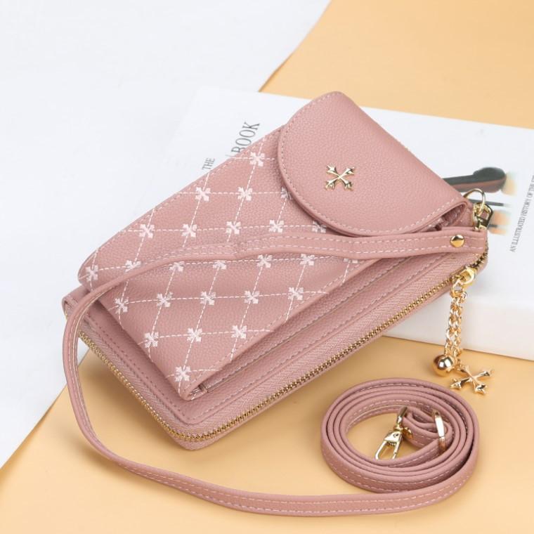 Женский кошелек-сумочка (клатч). Новинка от бренда Baellerry. Стильные, яркие, разные цвета.