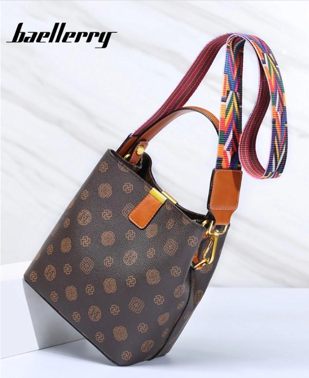 Женская сумочка Baellerry. Стильная и яркая.