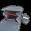 Женская сумочка для телефона. Совушка, голубая. Стильная, яркая, ручная роспись, фото 4